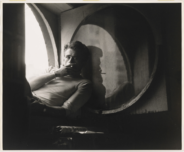 James Dean. Immortalato da Roy Schatt